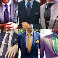Pofon egyszerű útmutató az ingek és nyakkendők ízléses kombinálásához