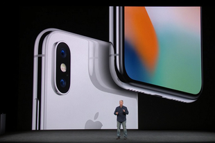 5 mobil, ami alternatíva az iPhone X-re