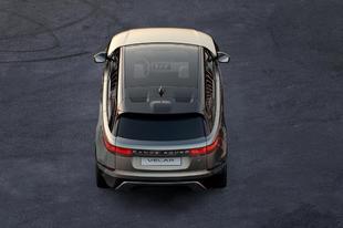 Idén érkezik a Range Rover Velar