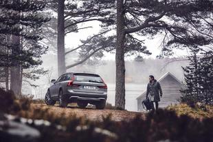 Gyönyörű a Volvo V90 Cross Country