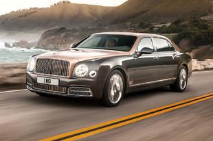53 milliárd pixeles képen a Bentley Mulsanne