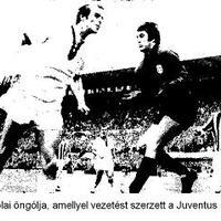 1970. március 15: Juventus-Cagliari 2-2
