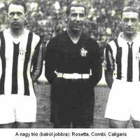 Elfeledett játékosok: Umberto Caligaris