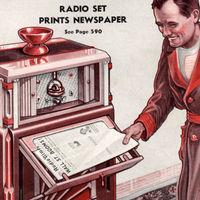 Fax Rádió 1937-ből