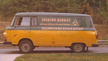 A VKI villanyautó-kísérletei