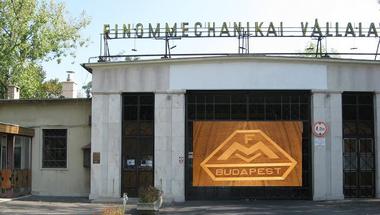 A Finommechanikai Vállalat története