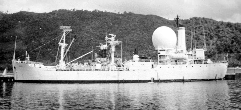 T-AGM-13 (1950-1982) USNS Sword Knot