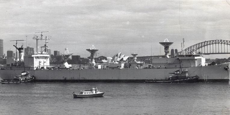 T-AGM-21 (1964-1970) USNS Mercury
