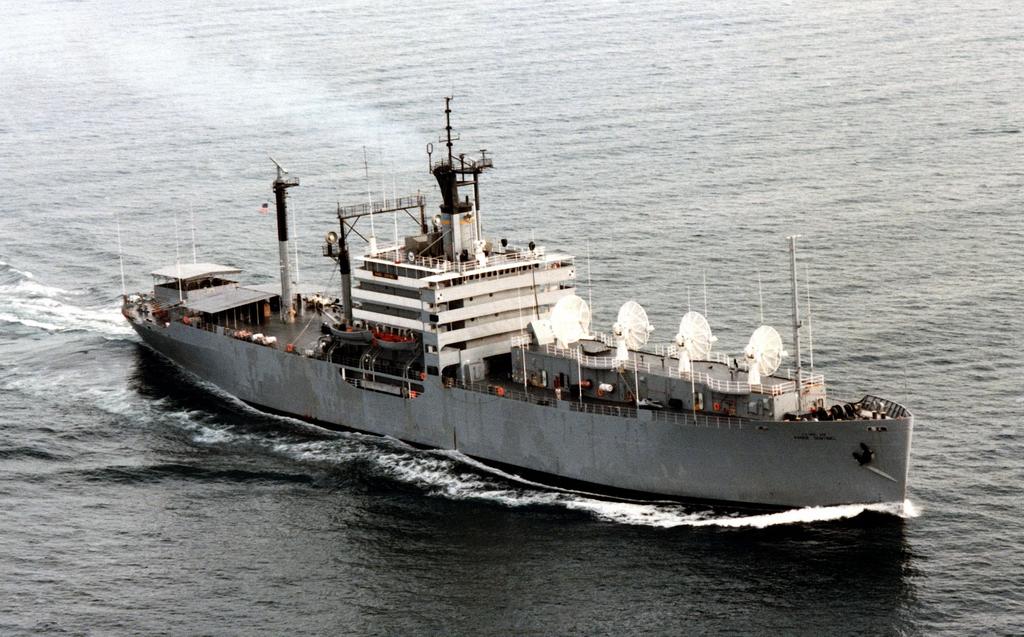 T-AGM-22 (1971-1997) USNS Range Sentinel