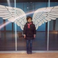 Léna angyalszárnyakkal