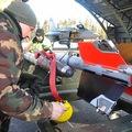 Légi Fölény 2012 - D plusz 4 rakétalövészet Sidewinderrel