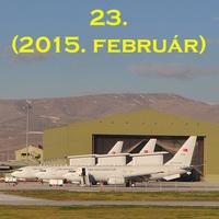 Air Power News 23. (2015. február)