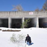 Tél a tavaszban a Pilis-tetőn