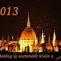 Boldog új esztendőt! 2013