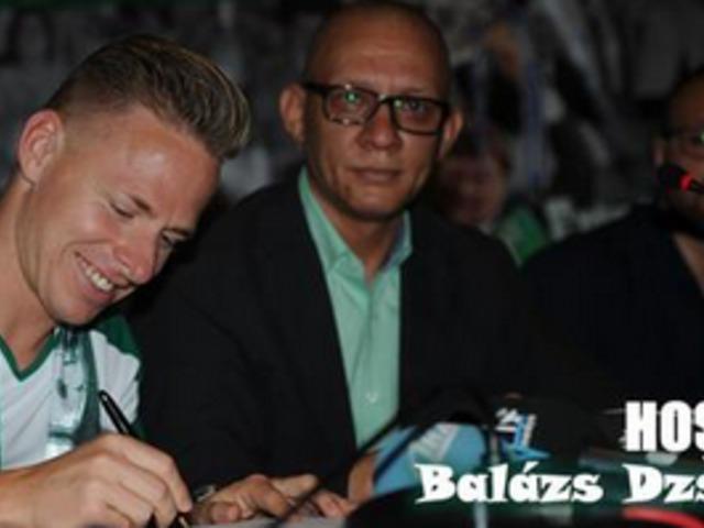 Dzsudzsák Balázs aláírt a török Bursasporhoz!