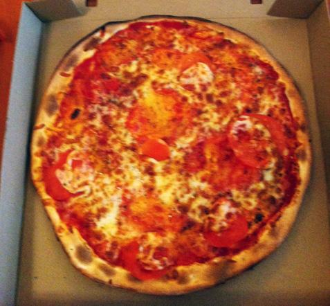 Pizza Forte - 7/10 pont - Legjobb Pizza Budapest