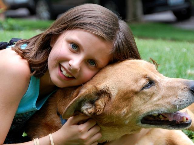Így hatnak a háziállatok a gyerekek személyiségfejlődésére
