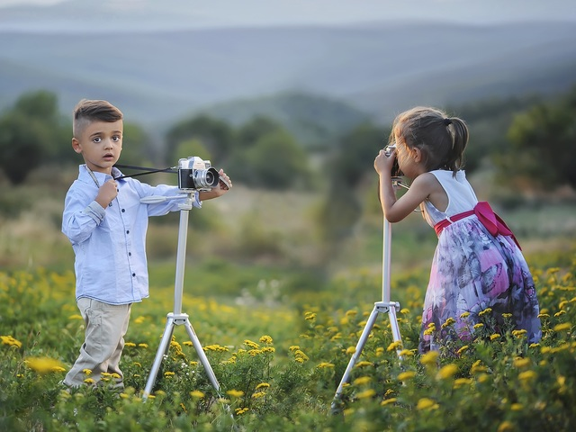 A természet 4 fontos ajándéka a gyerekek számára