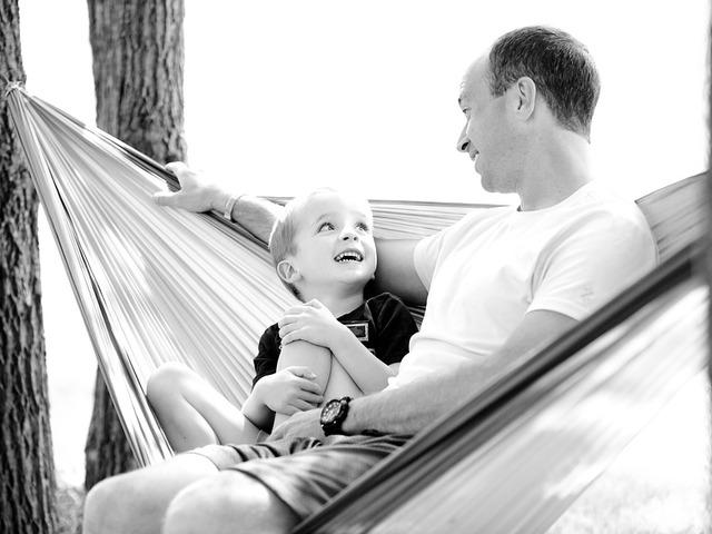 35 tanács apáknak