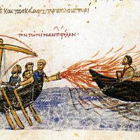 A görögtűztől a Molotov-koktélig