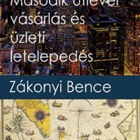 Könyvajánló -  Második útlevél vásárlás és üzleti letelepedés