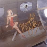 Memphis Belle és társai, avagy a repülőgép-pingálás művészete