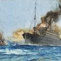 Párbaj a tengeren, 1914