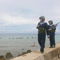 Az előretolt helyőrségek (Veled vagyunk Vietnam!)