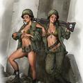Tűzfegyverek - A Második Világháború