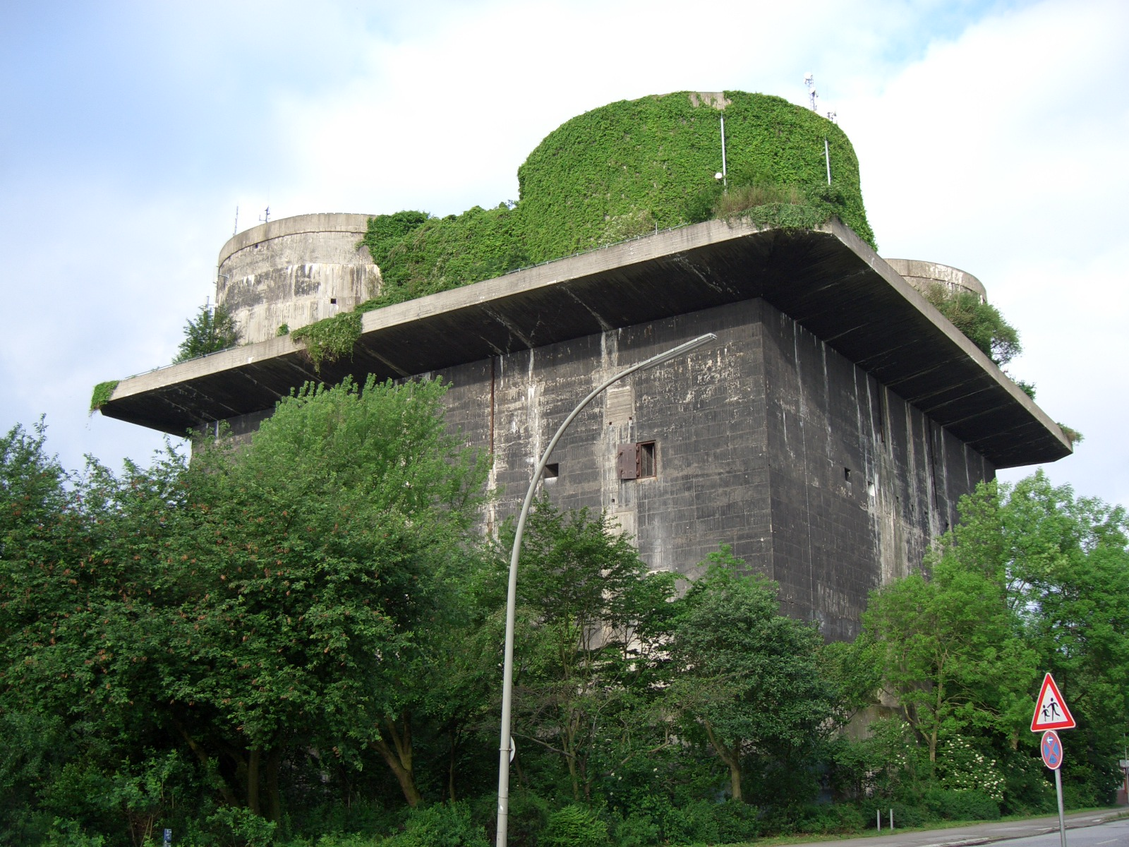 Flakturm Wilhelmsburg