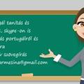 Portugál tanítás kezdőtől a felsőfokig és tovább