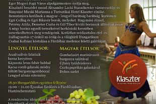 Közös lengyel-magyar wellness és borozás Egerben