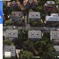SimCity by googlemaps - mióta nyomul ennyire 3D-ben a maps?