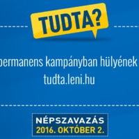 Kvótanépszavazási kampány a propagada legalja - de hatásos