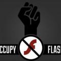 Borul a flash bili - jelszó a biztonság