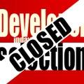 Fejlesztőkeresés lezárva - Developer Selection Closed
