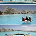 Különleges úszómedencék világszerte