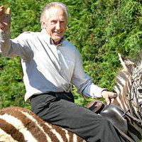 Unatkozó emberek: a zebraidomár