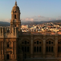 Malaga, te édes!