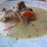 Nyírségi leves nyuszikából újratöltve, avagy Tapsi-Hapsi kalandjai fazékban és lábasban (AnicasubRosa)