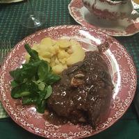 Zamatos és puha báránycomb