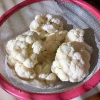 Csőben sült karfiolos csirkecomb