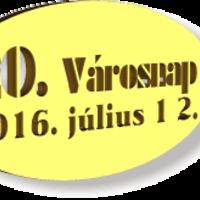 20. VÁROSNAP - július 1 - 2