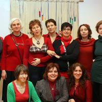 Nőttön-nőtt 2012 a GÖMB hölgy tagjainak kiállítása