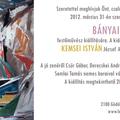 Bányai Gizella kiállítás nyílik