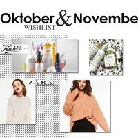 Wishlist / 2016 ősz-tél