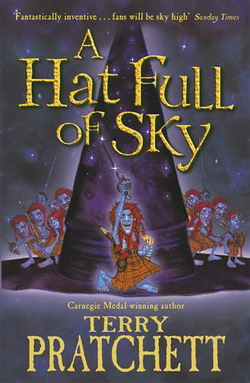 A hat full of sky Hatfullofsky
