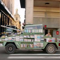 Olvasásnépszerűsítés felsőfokon: könyvtank