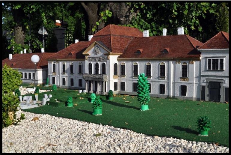 Mini Vármegye Makettpark, Sopron