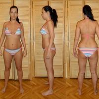 Slim3 Fuzsi 50.nap -6.8kg